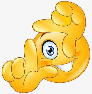 Emoji Animation Hand PNG