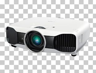 Multimedia Projectors 3LCD Epson Home Theater Systems PNG