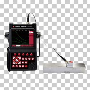 Ultrasound Ultrasonic Testing Nondestructive Testing Ultrasonic Thickness Gauge Electronics PNG