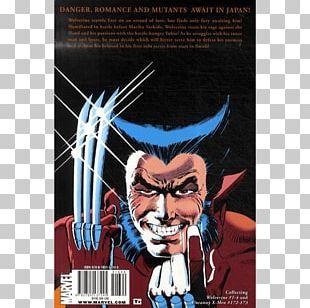 Wolverine Professor X Comic Book Comics Limited Series PNG