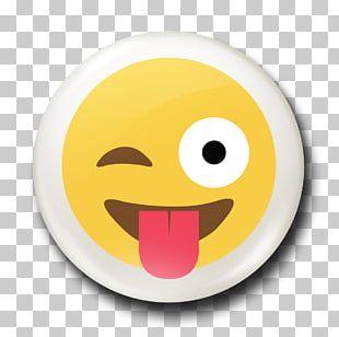 Pile Of Poo Emoji Emoticon Tongue Wink PNG