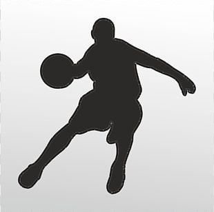 Basketball Sport Athlete Slam Dunk PNG