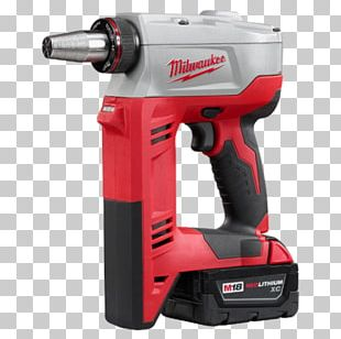 Tool Impact Driver Milwaukee M12 ProPEX 2432 Hammer Drill Cross-linked Polyethylene PNG