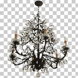 Chandelier Christmas Ornament PNG