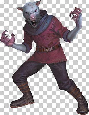 Dungeons & Dragons Wererat Pathfinder Roleplaying Game Monster Manual Werewolf PNG