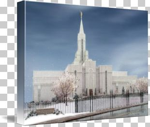 Bountiful Gallery Wrap Latter Day Saints Temple Place Of Worship PNG