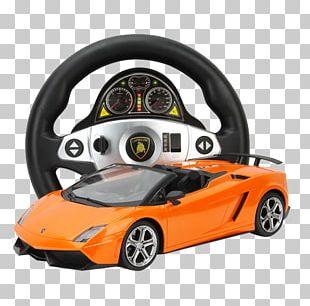 Lamborghini Gallardo Sports Car PNG