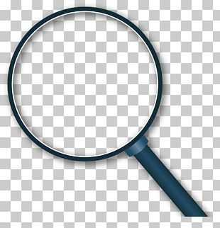 Magnifying Glass Mirror PNG