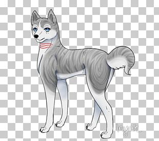 Siberian Husky Dog Breed Whiskers Cat PNG