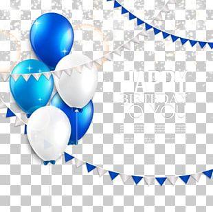 Wedding Invitation Light Balloon Birthday Greeting Card PNG