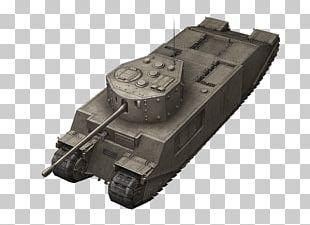 World Of Tanks Blitz TOG2 Churchill Tank PNG