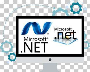 Web Development .NET Framework ASP.NET Software Development Web Application Development PNG