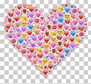 Art Emoji Heart Emoticon PNG