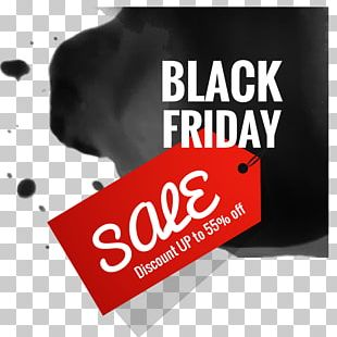 Black Friday Cyber Monday Sales Stock Photography PNG