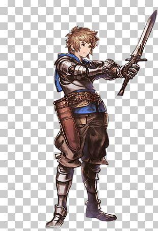 Granblue Fantasy Character Suikoden III Art PNG