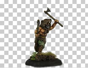 Grenadier Figurine Mercenary PNG