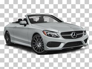 2018 Mercedes-Benz C-Class Convertible 2018 Mercedes-Benz C-Class Convertible Latest Coupé PNG