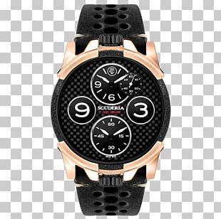 Automatic Watch Clock Movement Strap PNG