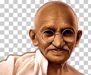 Gandhi Colour PNG