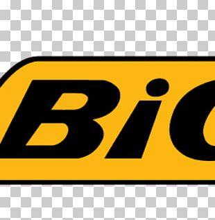Bic Cristal Logo Office Supplies Pen PNG