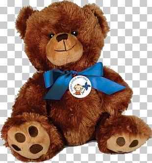 Teddy Bear Stuffed Animals & Cuddly Toys Button Plush PNG