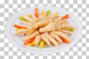 Chicken Leg Red Cooking Chicken Meat Pickled Pepper PNG