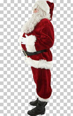 Santa Claus (M) Costume Christmas Ornament Christmas Day PNG