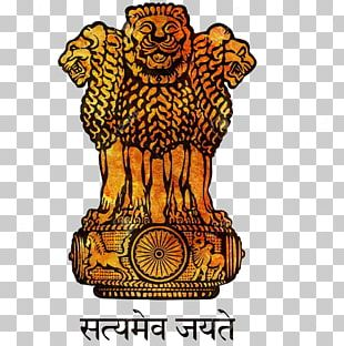 Sarnath Lion Capital Of Ashoka Pillars Of Ashoka State Emblem Of India National Symbol PNG