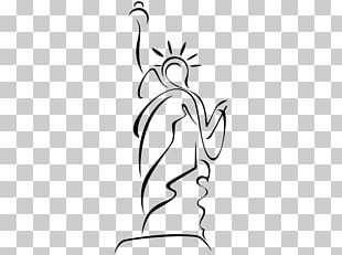 Statue Of Liberty Paris Drawing PNG