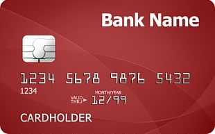EMV Credit Card Debit Card Smart Card PNG