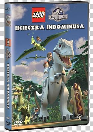 Lego Jurassic World Amazon.com Indominus Rex Film PNG