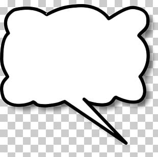 Speech Balloon Bubble Thought PNG