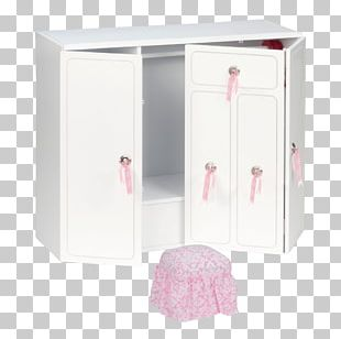 Drawer Armoires & Wardrobes Doll Furniture Götz PNG