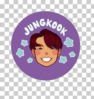 Drawing BTS Fan Art Sticker PNG