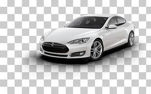 Tesla Model S PNG