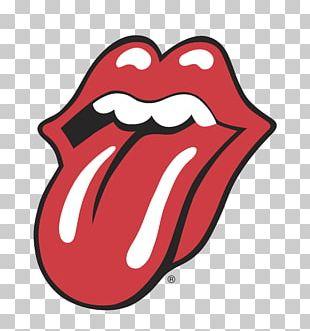 The Rolling Stones A Bigger Bang Tongue Logo PNG