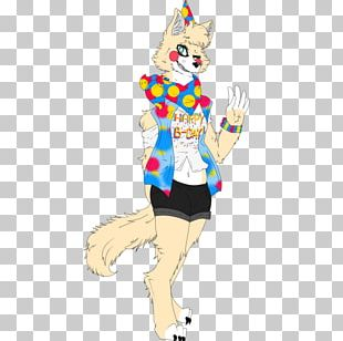 Cat Mammal Clothing Costume Design PNG
