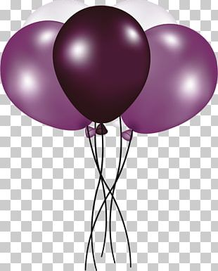 Hot Air Balloon Birthday Toy Balloon PNG