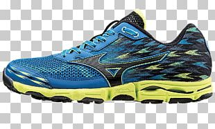 Mizuno Corporation Sneakers Trail Running Shoe PNG