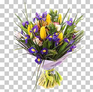 Flower Bouquet March 8 International Womens Day Tulip PNG
