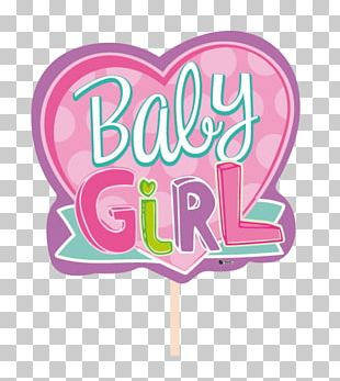 Baby Shower Child Party Photocall Gift PNG