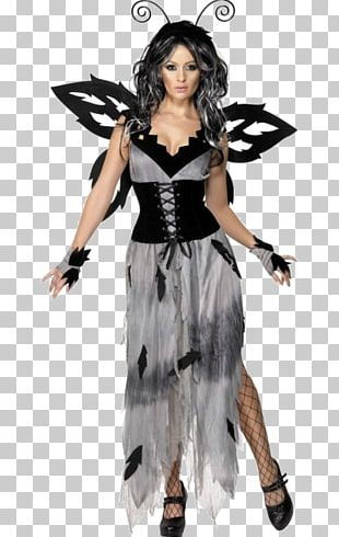 Costume Party Halloween Costume Fairy Dress PNG
