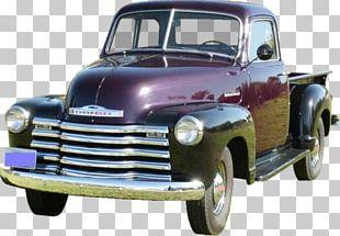 Chevrolet Advance Design GMC Pickup Truck Chevrolet S-10 Blazer PNG