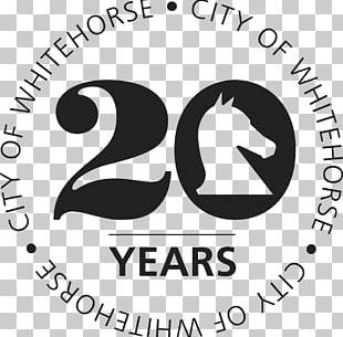 Black And White Number Design PNG