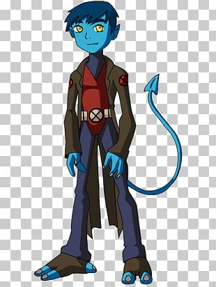 Kitty Pryde Nightcrawler Cyclops Rogue Storm PNG