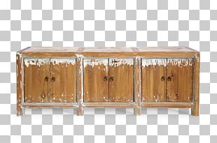 Wood Stain Buffets & Sideboards Television Furniture PNG