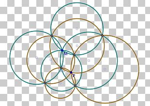 Five Circles Theorem Point Clifford's Circle Theorems PNG