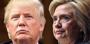 Donald Trump United States Hillary Clinton US Presidential Election 2016 Republican Party PNG