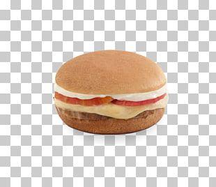 Cheeseburger Breakfast Sandwich Veggie Burger Fast Food Hamburger PNG