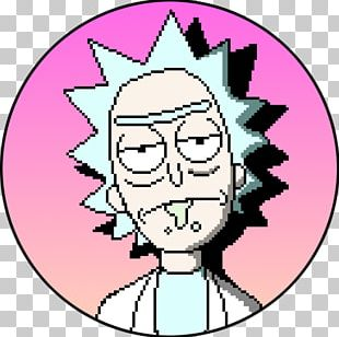 Morty Smith Rick Sanchez Aesthetics Drawing PNG